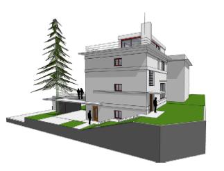 Zateplení prvorepublikové vily v Černošicích (pdf soubor)