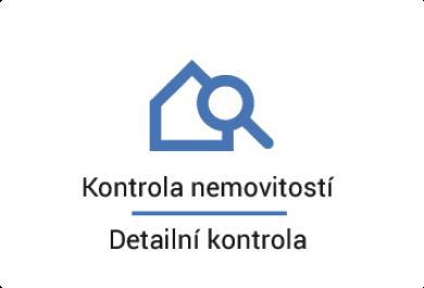 Detailní kontrola nemovitosti
