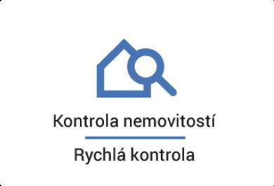Rychlá kontrola nemovitosti